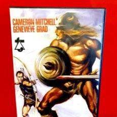 Cine: LOS NORMANDOS (1962) - I NORMANNI - CAMERON MITCHELL, GENEVIÈVE GRAD, ETTORE MANNI - MUY ESCASA. Lote 245310730