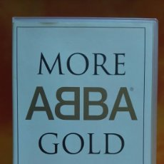Cine: ABBA, MORE GOLD - VHS. Lote 245311925