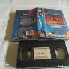 Cine: VHS SUPERMAN II. Lote 246298900