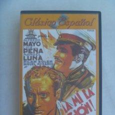 Cine: CINTA DE VIDEO CINE CLASICO ESPAÑOL: ¡ A MI LA LEGION !. ALFREDO MAYO, ETC. DE DIVISA EDICIONES. Lote 247194990