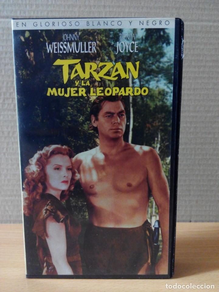 Cine: COLECCION DE 22 VIDEOS VHS DE TARZAN - Foto 10 - 247601055