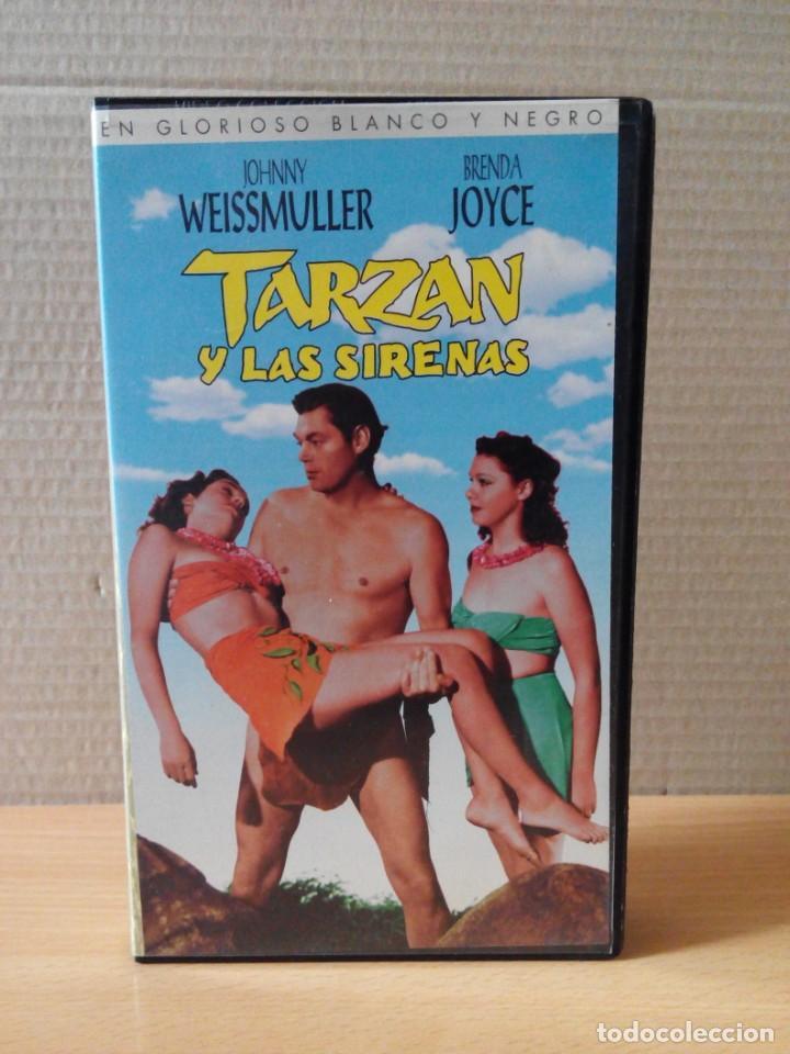 Cine: COLECCION DE 22 VIDEOS VHS DE TARZAN - Foto 12 - 247601055