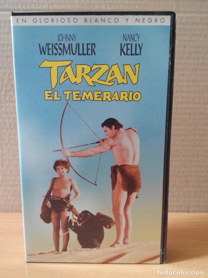 Cine: COLECCION DE 22 VIDEOS VHS DE TARZAN - Foto 14 - 247601055
