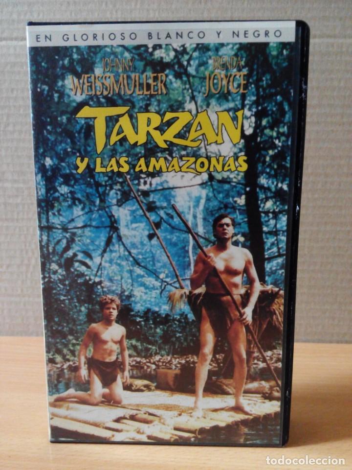 Cine: COLECCION DE 22 VIDEOS VHS DE TARZAN - Foto 18 - 247601055