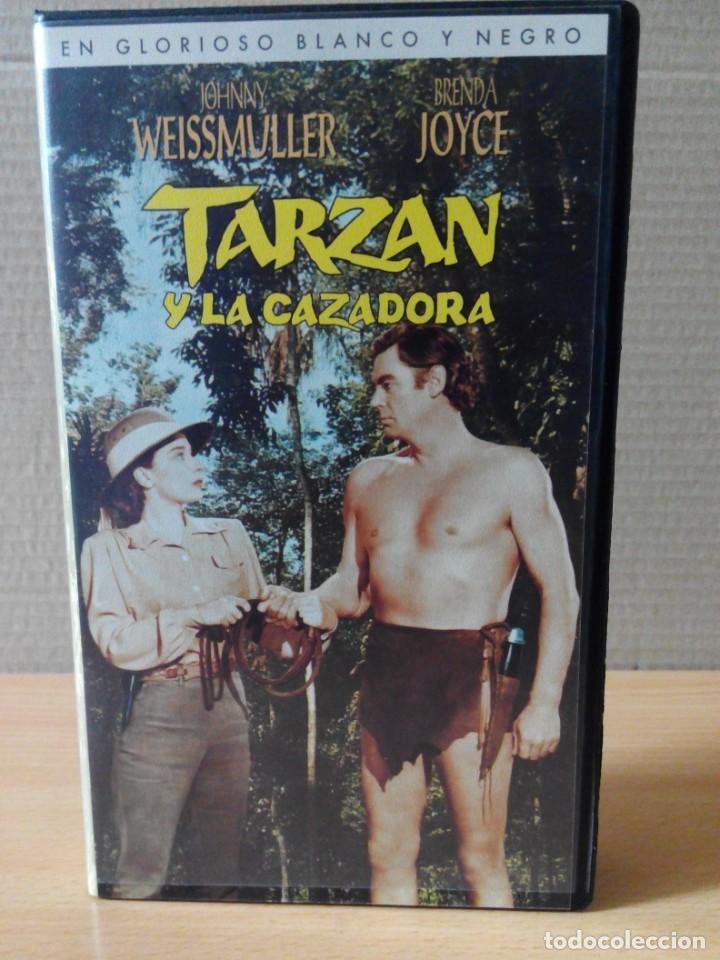 Cine: COLECCION DE 22 VIDEOS VHS DE TARZAN - Foto 20 - 247601055