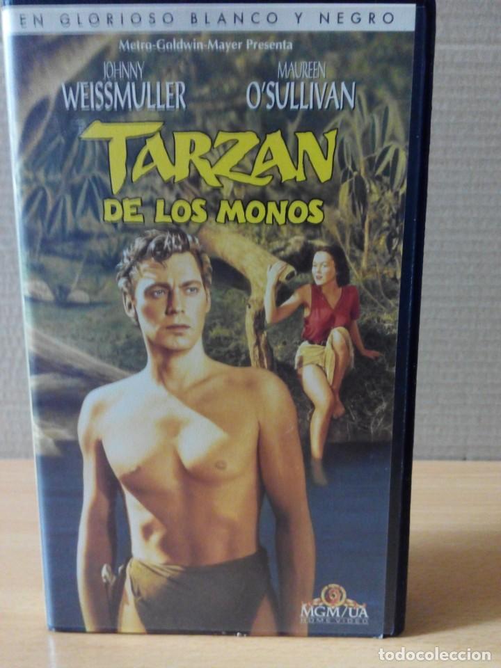Cine: COLECCION DE 22 VIDEOS VHS DE TARZAN - Foto 21 - 247601055