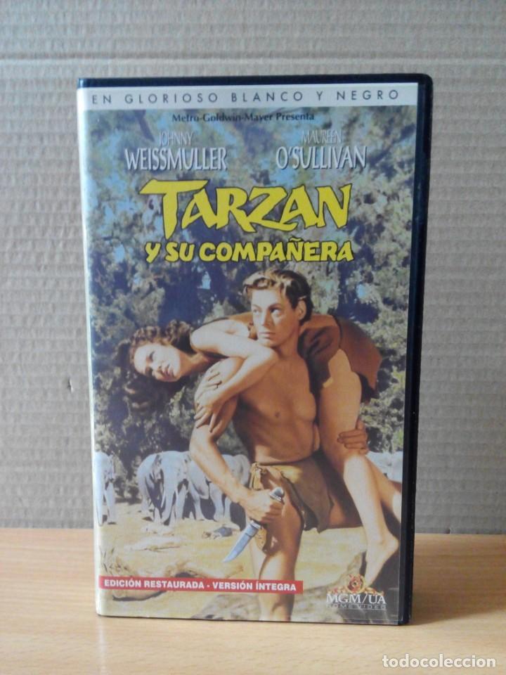 Cine: COLECCION DE 22 VIDEOS VHS DE TARZAN - Foto 23 - 247601055