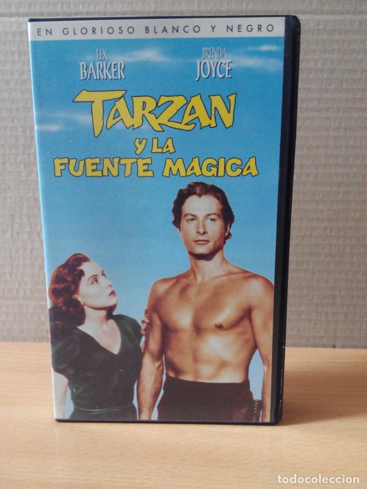 Cine: COLECCION DE 22 VIDEOS VHS DE TARZAN - Foto 26 - 247601055