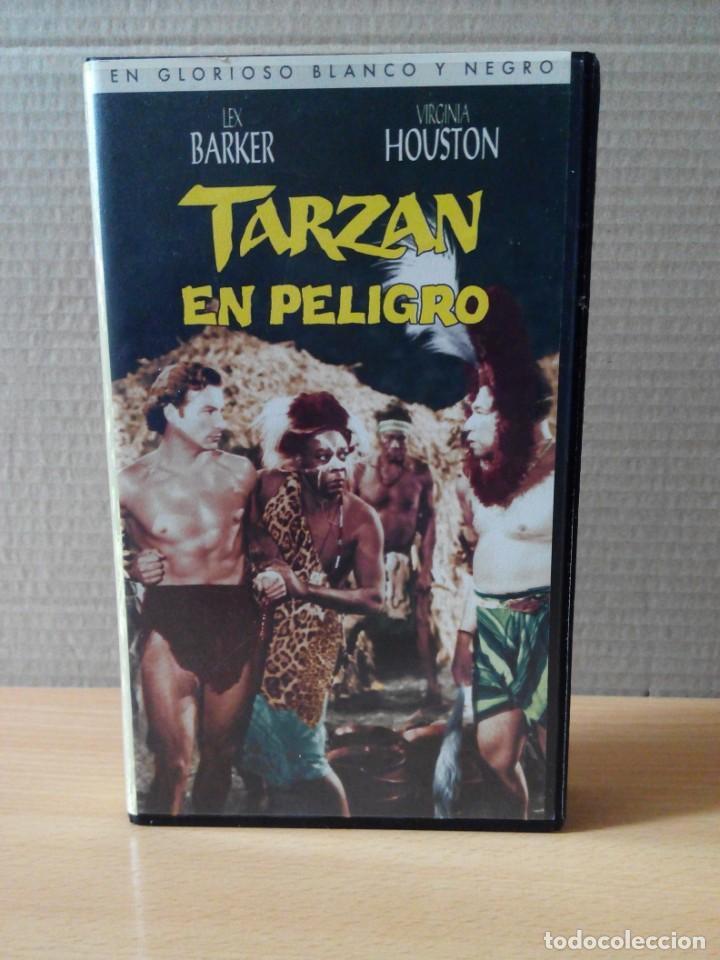 Cine: COLECCION DE 22 VIDEOS VHS DE TARZAN - Foto 27 - 247601055
