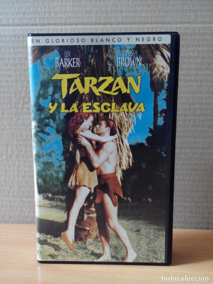 Cine: COLECCION DE 22 VIDEOS VHS DE TARZAN - Foto 31 - 247601055