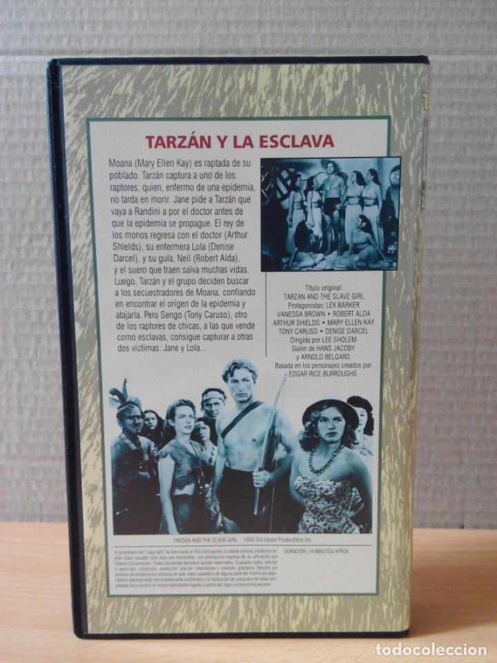 Cine: COLECCION DE 22 VIDEOS VHS DE TARZAN - Foto 32 - 247601055