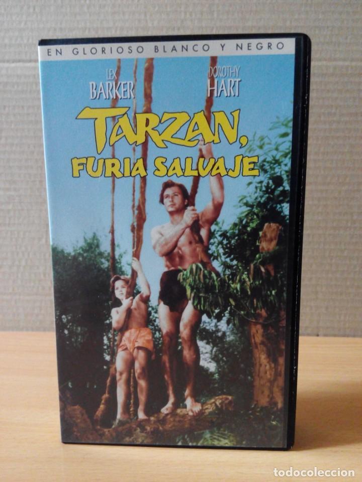 Cine: COLECCION DE 22 VIDEOS VHS DE TARZAN - Foto 33 - 247601055