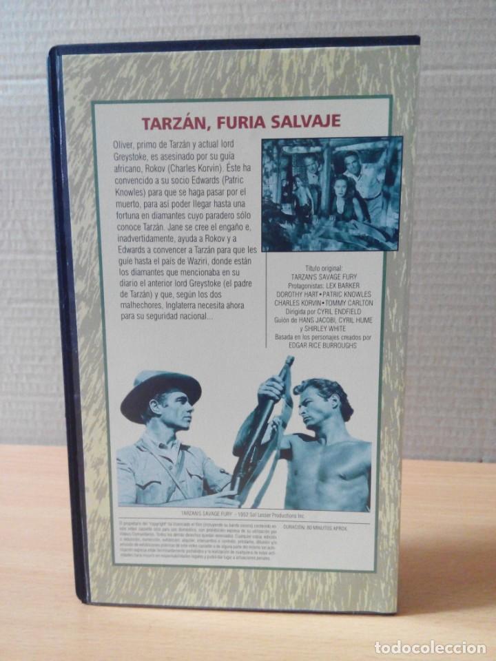 Cine: COLECCION DE 22 VIDEOS VHS DE TARZAN - Foto 34 - 247601055