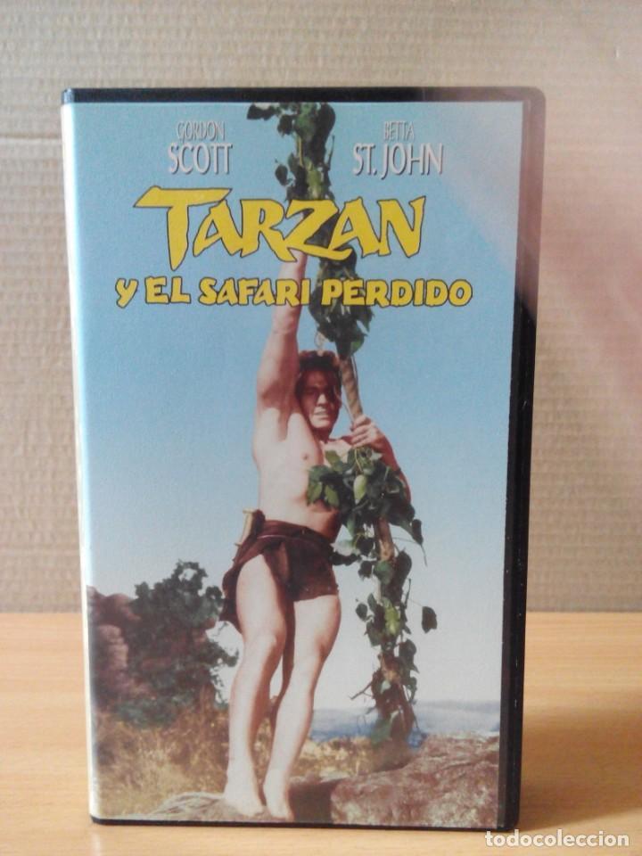 Cine: COLECCION DE 22 VIDEOS VHS DE TARZAN - Foto 35 - 247601055