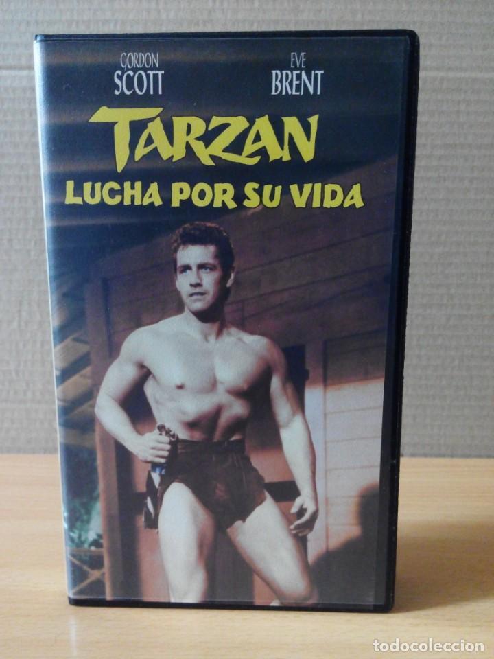 Cine: COLECCION DE 22 VIDEOS VHS DE TARZAN - Foto 37 - 247601055