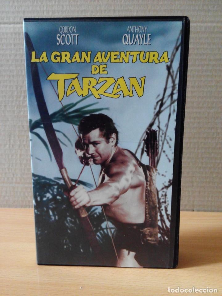 Cine: COLECCION DE 22 VIDEOS VHS DE TARZAN - Foto 39 - 247601055