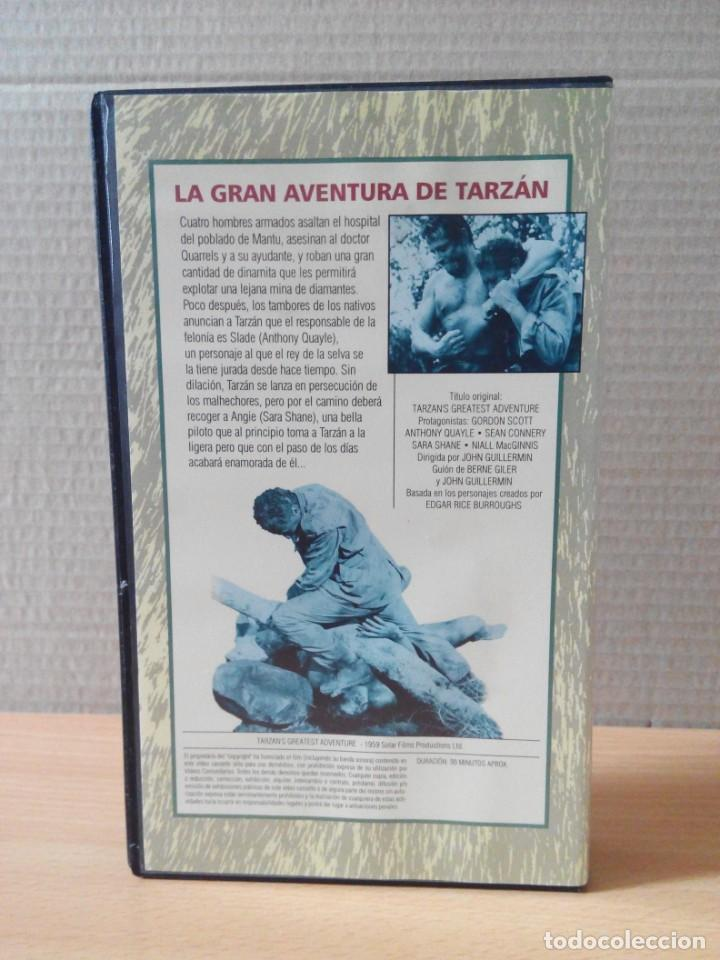 Cine: COLECCION DE 22 VIDEOS VHS DE TARZAN - Foto 40 - 247601055
