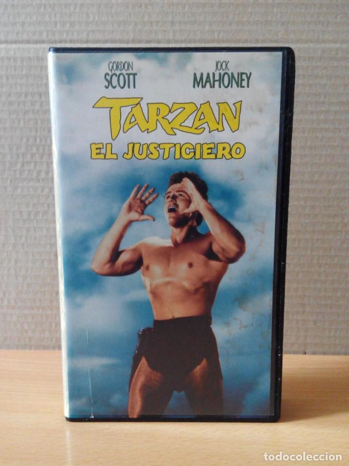 Cine: COLECCION DE 22 VIDEOS VHS DE TARZAN - Foto 41 - 247601055