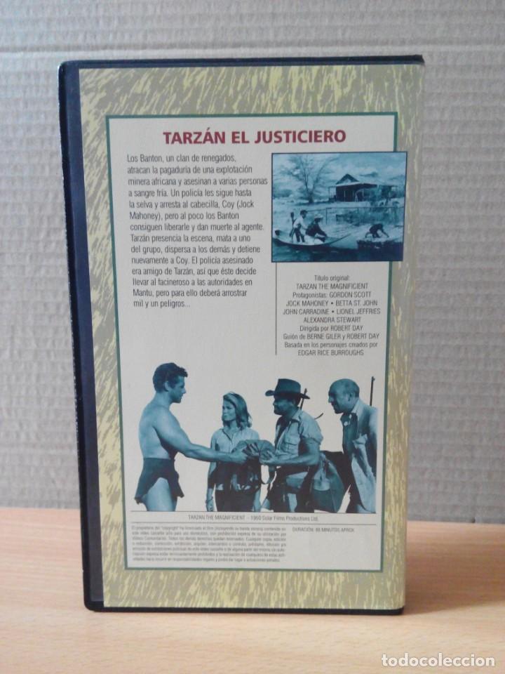 Cine: COLECCION DE 22 VIDEOS VHS DE TARZAN - Foto 42 - 247601055