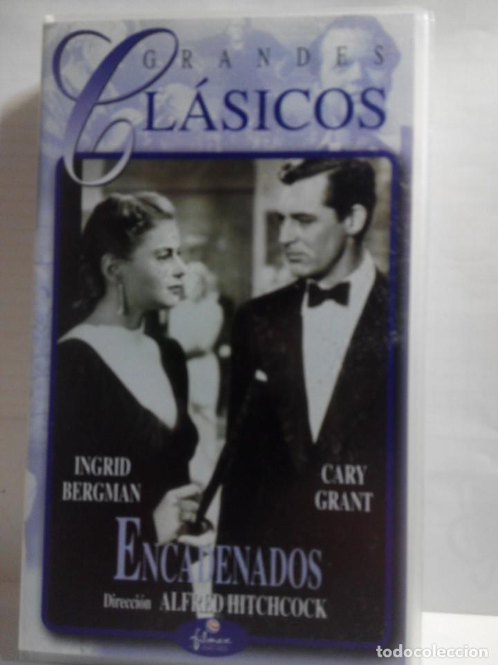Cine: COLECCION DE 7 VIDEOS VHS. GRANDES CLASICOS FILMAX - Foto 4 - 247603735