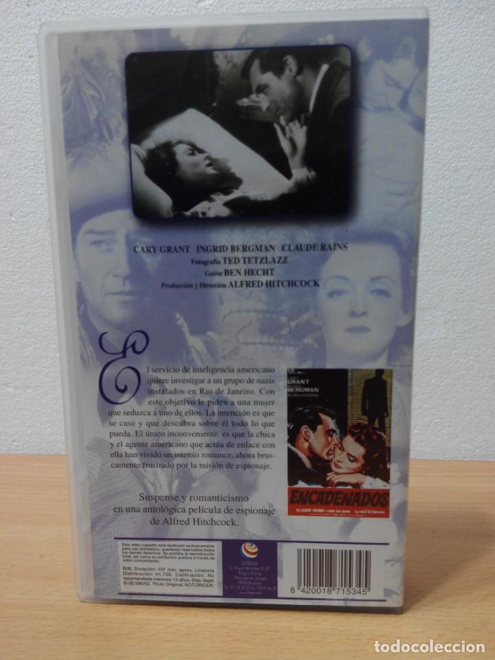 Cine: COLECCION DE 7 VIDEOS VHS. GRANDES CLASICOS FILMAX - Foto 5 - 247603735