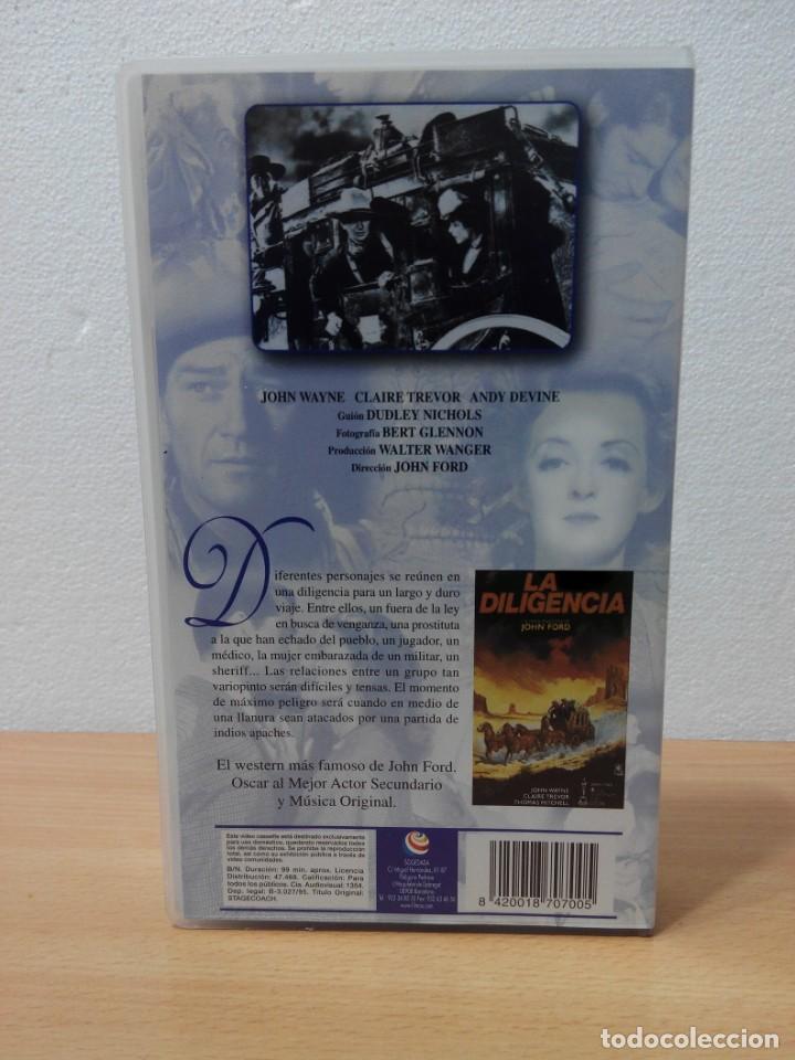 Cine: COLECCION DE 7 VIDEOS VHS. GRANDES CLASICOS FILMAX - Foto 9 - 247603735