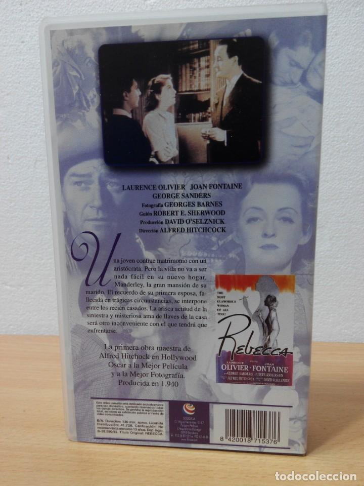 Cine: COLECCION DE 7 VIDEOS VHS. GRANDES CLASICOS FILMAX - Foto 11 - 247603735