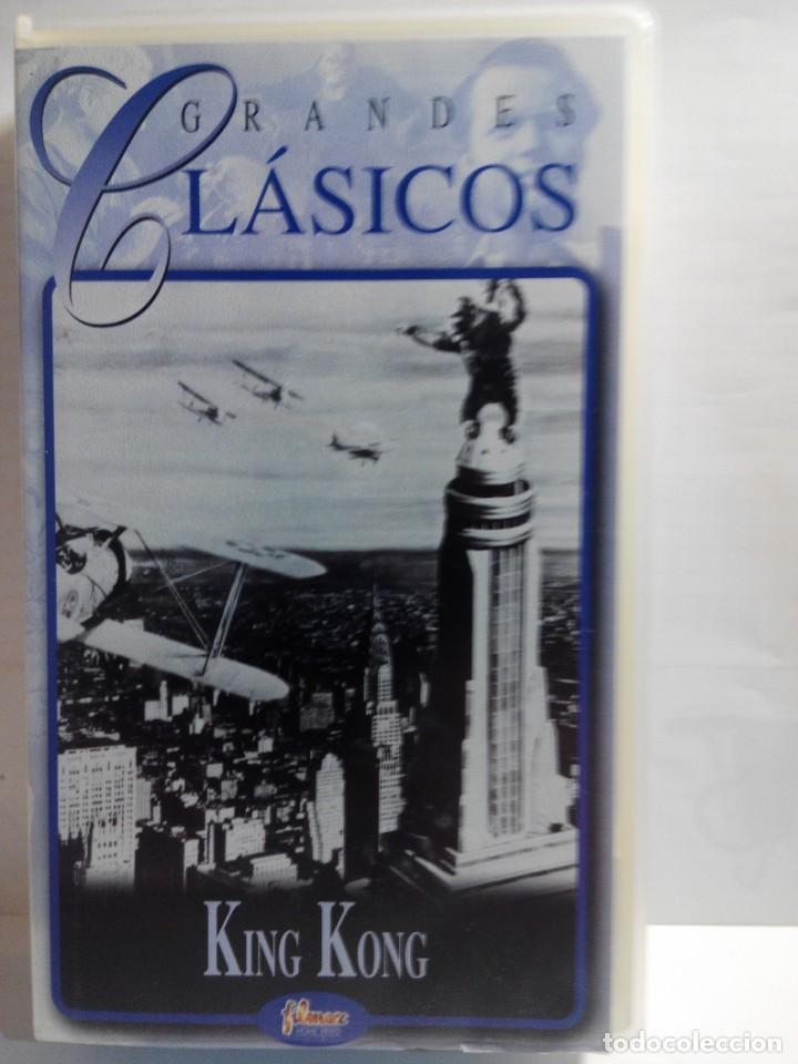 Cine: COLECCION DE 7 VIDEOS VHS. GRANDES CLASICOS FILMAX - Foto 12 - 247603735