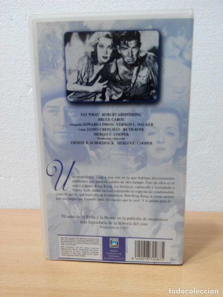 Cine: COLECCION DE 7 VIDEOS VHS. GRANDES CLASICOS FILMAX - Foto 13 - 247603735