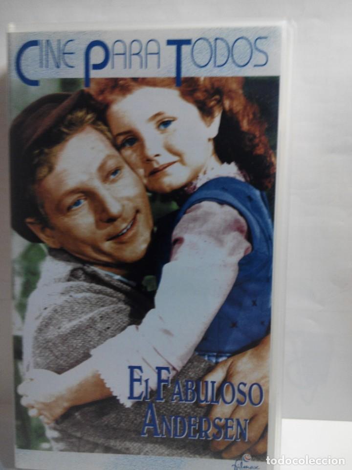 Cine: COLECCION DE 7 VIDEOS VHS. GRANDES CLASICOS FILMAX - Foto 14 - 247603735