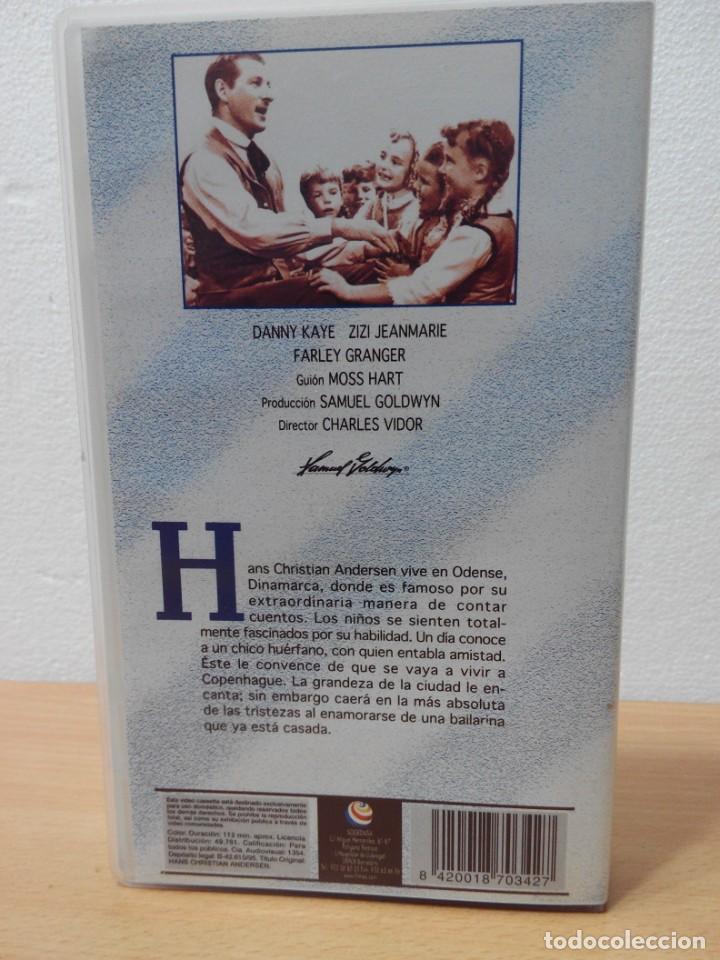Cine: COLECCION DE 7 VIDEOS VHS. GRANDES CLASICOS FILMAX - Foto 15 - 247603735