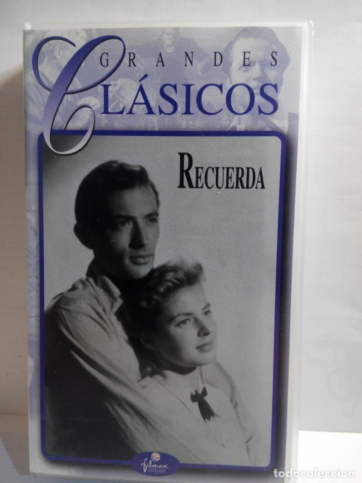 Cine: COLECCION DE 7 VIDEOS VHS. GRANDES CLASICOS FILMAX - Foto 16 - 247603735