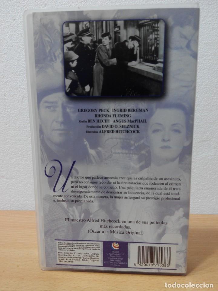 Cine: COLECCION DE 7 VIDEOS VHS. GRANDES CLASICOS FILMAX - Foto 17 - 247603735