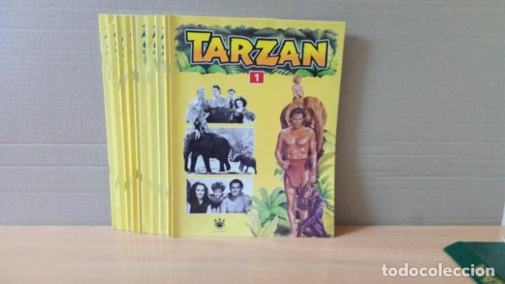 Cine: COLECCION DE 22 VIDEOS VHS DE TARZAN - Foto 48 - 247601055
