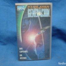 Cine: VHS - STAR TREK - LA PRÓXIMA GENERACIÓN - PARAMOUNT 1995. Lote 251351825
