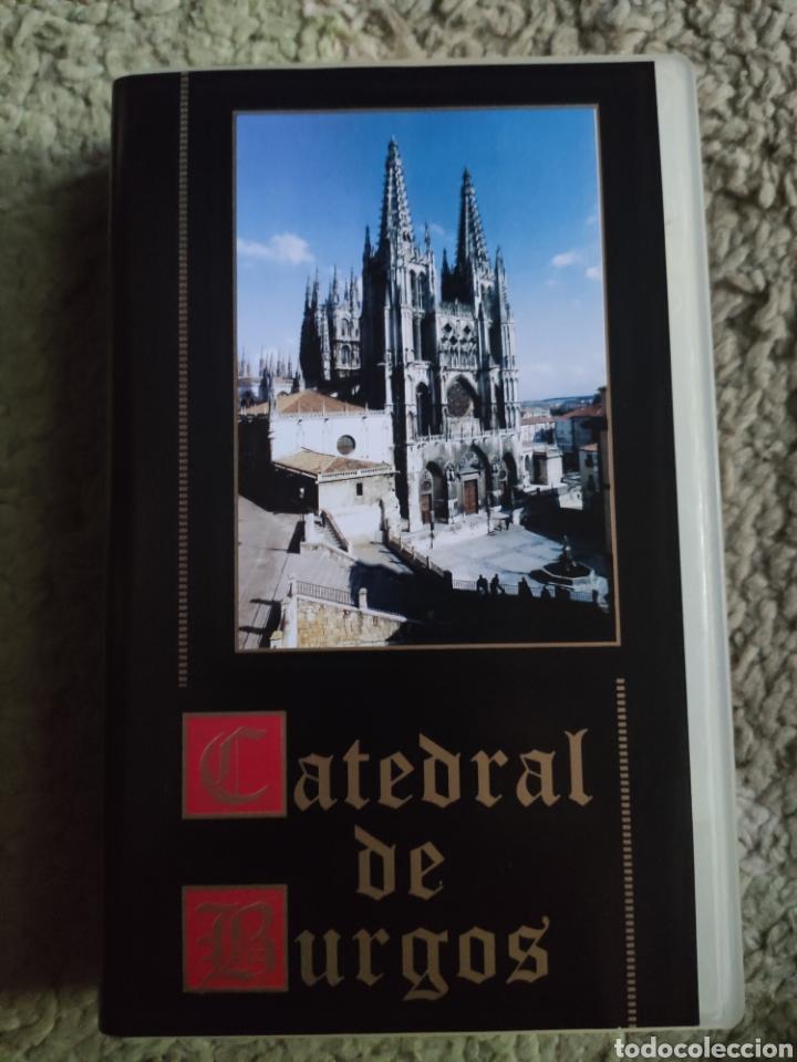 CATEDRAL DE BURGOS. VHS (Cine - Películas - VHS)