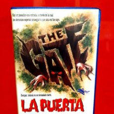Cine: LA PUERTA (1987) - THE GATE - STEPHEN DORFF, CHRISTA DENTON. Lote 253995390