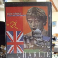 Cine: CHARLIE MUFFIN - JACK GOLD - DAVID HEMMINGS , JENIE LINDEN - COMPACT PRECINTADA. Lote 254073005