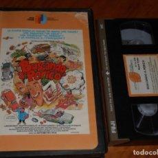 Cine: BUSCANDO A PERICO - ANTONIO DEL REAL, LUIS ESCOBAR, AGUSTIN GONZALEZ - JOSE FRADE - VHS. Lote 254099525