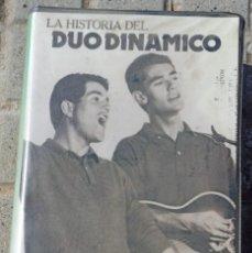 Cine: LA HISTORIA DEL DUO DINAMICO VHS. Lote 254289205