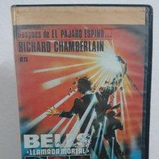 Cine: BELLS LLAMADA MORTAL - RICHARD CHAMBERLAIN , JOHN HOUSEMAN - MICHAEL ANDERSON - KALIA. Lote 254769850