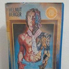 Cine: EL RETRATO DE DORIAN GRAY - HELMUT BERGER - MARGARET LEE , RICHARD TOOD - SEVEN 1986. Lote 254770730