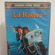 Cine: LA RATERA - HUGH WILSON - WHOOPI GOLDBERG , BOB GOLDTHWAIT - WARNER 1987. Lote 254786095