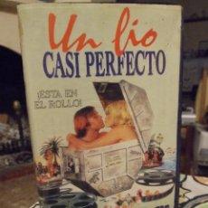 Cine: UN LIO CASI PERFECTO - MICHAEL RITCHIE - KEITH CARRADINE , MONICA VITTI - CIC 1988. Lote 254837640