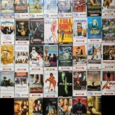 Cine: COLECCIONES DE PELÍCULAS (VHS) - ''HITCHCOCK. SU ETAPA INGLESA'' (8) + DIARIO ''EL PERIÓDICO'' (39). Lote 255306035