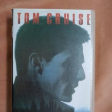Cine: MISSION IMPOSSIBLE. TOM CRUISE. ACCION. VHS. Lote 255383690