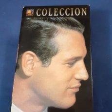 Cine: ESTUCHE DE 3 VIDEOS VHS DE PAUL NEWMAN.. Lote 255535540