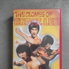 Cine: THE CLONES OF BRUCE LEE. Lote 255968075