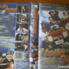 Cine: PELICULA VHS, A TODO GAS. Lote 257402810