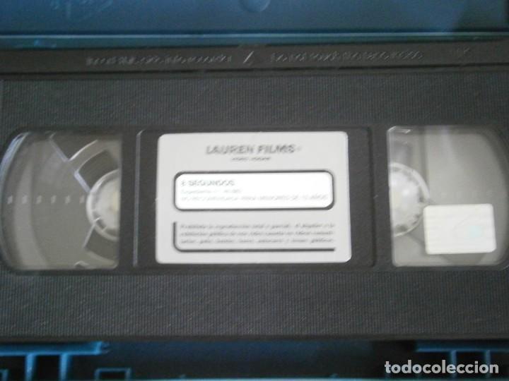 Cine: PELICULA VHS, 8 SEGUNDOS - Foto 2 - 257403135